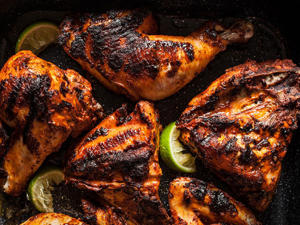 Grilled Chicken - popular Bangladeshi food