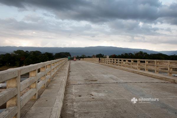 Jaflong Bridge