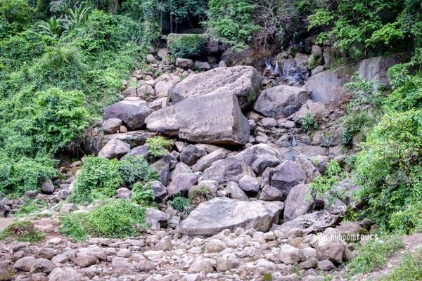 Sengram Punji Waterfalls in Jaflong