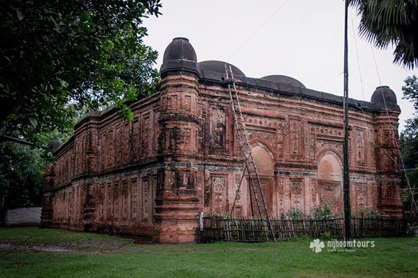 Bagha Mosque at Rajshahi
