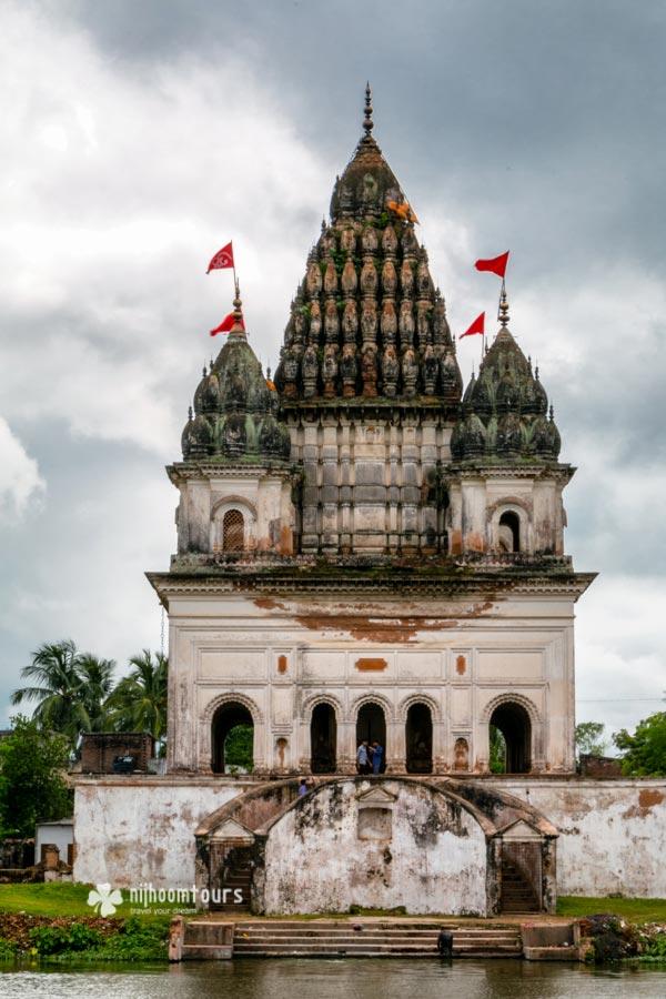 Bhubaneshwar Shiva Temple of Puthia