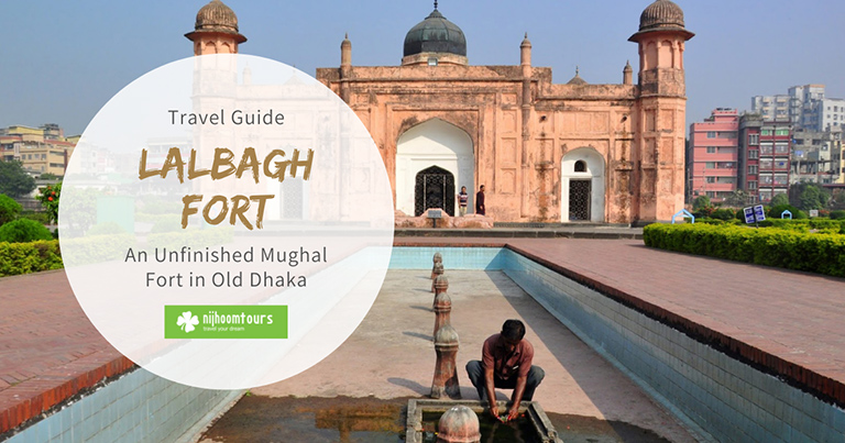 Lalbagh fort - one of the key tourist attractions in Dhaka