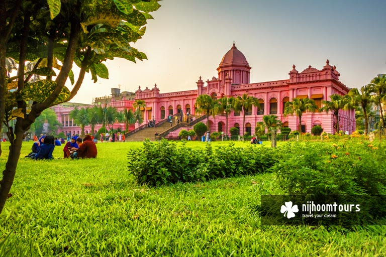 Photo of Ahsan Manzil (Pink Palace) - A key tourist attraction in Dhaka City