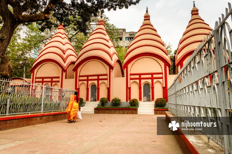 Dhakeshwari Temple - one of the must visiting tourist attractions in Dhaka