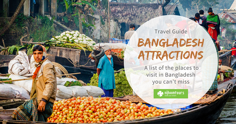 Best places to visit in Bangladesh you can't miss