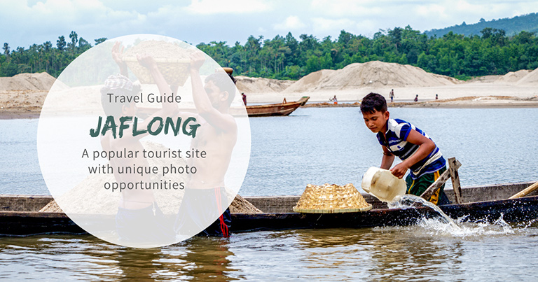 Jaflong: Popular tourist site in Bangladesh with unique photo opportunities