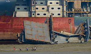 Chittagong Ship Breaking Yard Tour