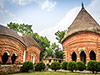 Temple Village Tour: Visit the best terracotta mosque and historical temples in Bangladesh