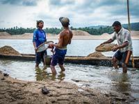 Jaflong and Lalakhal Tour at Sylhet in Bangladesh