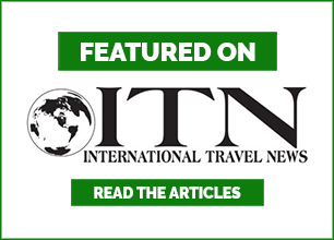 Nijhoom Tours has been featured multiple times on International Travel News magazine